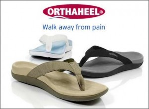 OrthaHeel Vionic Sandals